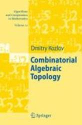 Combinatorial Algebraic...