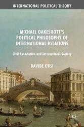 Michael Oakeshott's...