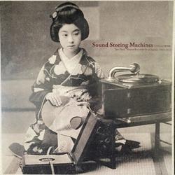 SOUND STORING MACHINES:.....