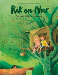 Rik en Noor, De tuin achter...