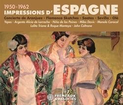 IMPRESSIONS D'ESPAGNE.. .....