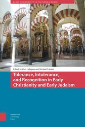 Tolerance, Intolerance, and...