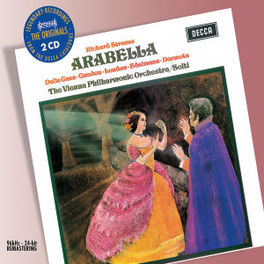ARABELLA WIENER PHILHARMONIKER/GEORG SOLTI Audio CD, R. STRAUSS, CD