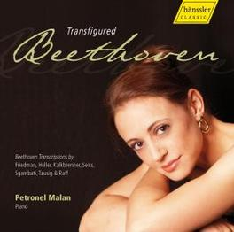 TRANSFIGURED BEETHOVEN WORKS BY S.HELLER/G.SGAMBATI/F.KALKBRENNER/S.ISIDOR Audio CD, PETRONEL MALAN, CD