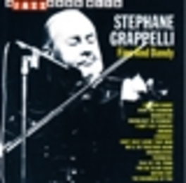 A JAZZ HOUR WITH Audio CD, STEPHANE GRAPPELLI, CD