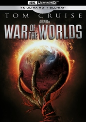 War of the worlds, (Blu-Ray...