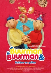 Buurman en Buurman - Bakken & grillen, (DVD)