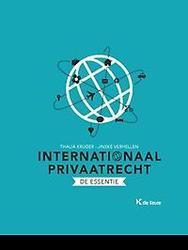 INTERNATIONAAL PRIVAATRECHT...
