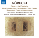 CONCERTO-CANTATA WARSAW P.O./ANTONI WIT