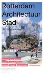 Rotterdam architectuur stad