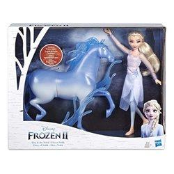 Frozen 2 - Nokk en Elsa Poppen