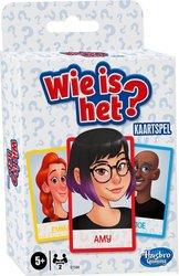 Wie is het? kaartspel