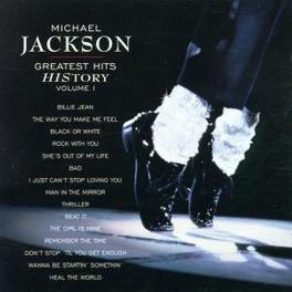 GREATEST HITS HISTORY 1 Audio CD, MICHAEL JACKSON, CD