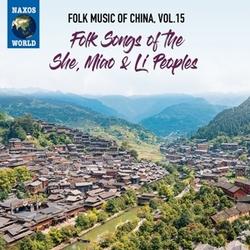 FOLK MUSIC OF CHINA.. .....