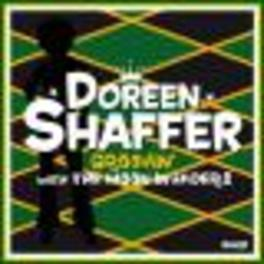 GROOVIN' WITH THE.. .. INVADERS Audio CD, DOREEN SHAFFER, CD