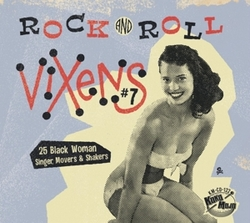 ROCK AND ROLL VIXENS.. .....