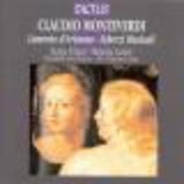 LAMENTO D'ARIANNA E SCHER ENSEMBLE ARTE-MUSICA/FRANCESCO CERA Audio CD, C. MONTEVERDI, CD