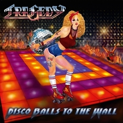 DISCO BALLS TO THE WALL