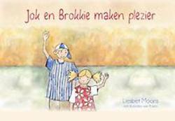 Jok en Brokkie maken plezier