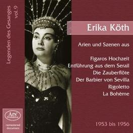 ARIAS & SCENES FROM LE NO ERIKA KOTH/HERMANN PREY Audio CD, W.A. MOZART, CD