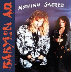 NOTHING SACRED -REISSUE-