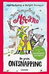 De keukenprins van Mocano