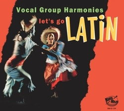 LET'S GO LATIN - VOCAL.. .....