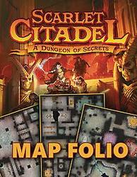 SCARLET CITADEL MAP FOLIO