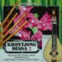 KRONTJONG DESSA VOL.2 W:IDA CHINTYA/DYAH MARDIANA/SARKAWI HAMZAH/ & MORE Audio CD, V/A, CD