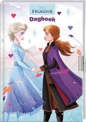 Dagboek met slot - Frozen II
