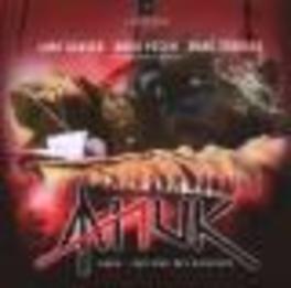 ANUK - DER WEG DES KRIEGE Audio CD, OST, CD