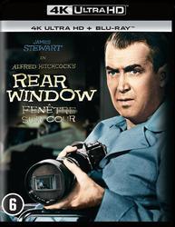 Rear Window, (Blu-Ray 4K...