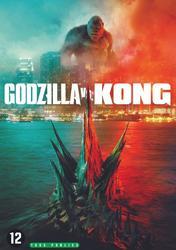 Godzilla vs. Kong, (DVD)