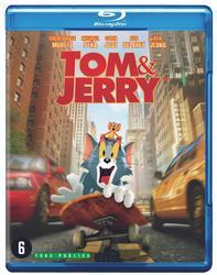 Tom & Jerry, (Blu-Ray)