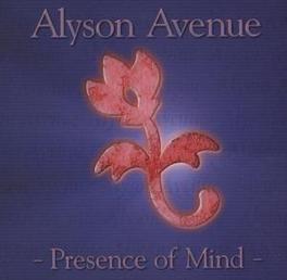 PRESENCE OF MIND Audio CD, ALYSON AVENUE, CD