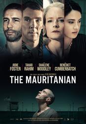 The Mauritanian, (DVD)