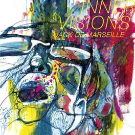 INNER VISIONS Audio CD, JACK DE MARSEILLE, CD