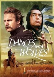 Dances With Wolves, (Blu-Ray)