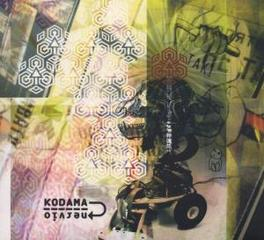NERVIO FUNK/SOUL/JAZZ FUELED ELECTRO Audio CD, KODAMA, CD