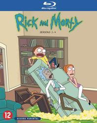 Rick and Morty - Seizoen 1...