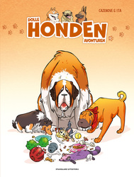 DOLLE HONDEN AVONTUREN 01....