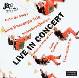 LIVE IN CONCERT WIR JAZZ-WUNDERKINDER, CD