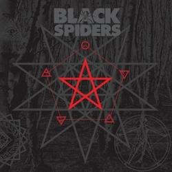 BLACK SPIDERS -COLOURED-...