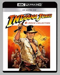 Indiana Jones - 4 - Movies...