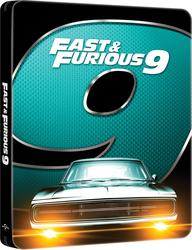 Fast & Furious 9, (Blu-Ray...