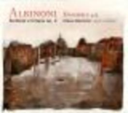 ALBINONI:SYMPHONY NO.2 Audio CD, ENSEMBLE 415, CD
