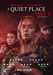 A Quiet Place Part II , (DVD)