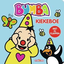 Bumba: kartonboek - Kiekeboe