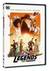 Legends of tomorrow -...