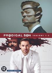 Prodigal Son - Seizoen 1 - 2, (DVD)